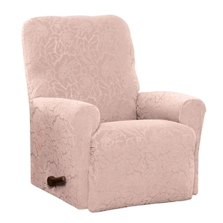 Stretch Sensations Stretch Floral Recliner Slipcover