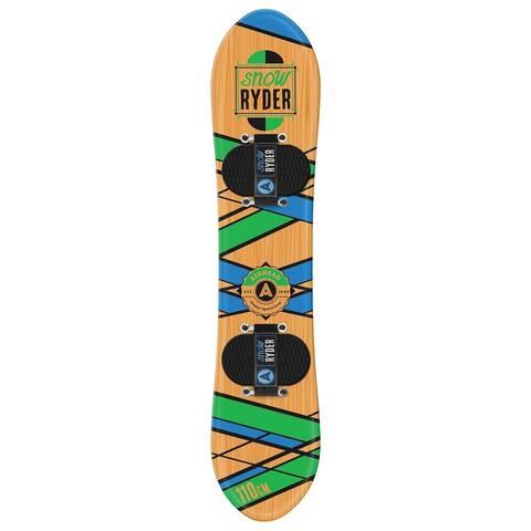 AIRHEAD SNOW RIDER Hardwood Snowboard, 110cm
