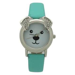 Olivia Pratt Dog With Sparkling Ears Watch (More options available)