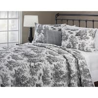Plymouth King Quilt 4 pc Set