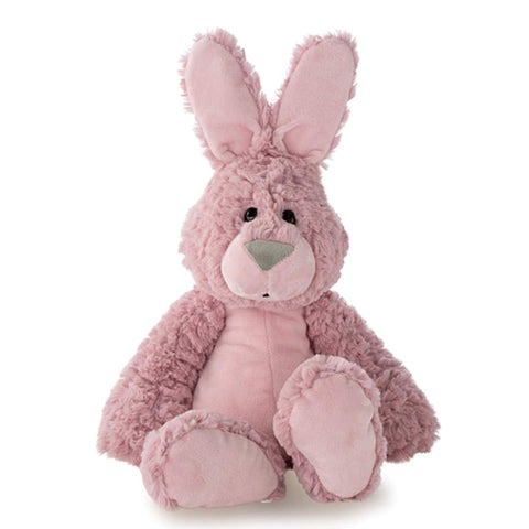 Nat and Jules Roselle Bunny- Pale Pink Plush Toy