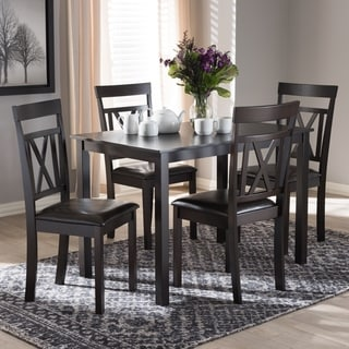 Copper Grove Echium Contemporary 5-Piece Dining Set