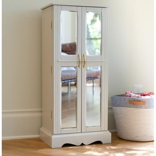 Hives & Honey Chelsea White Jewelry Armoire