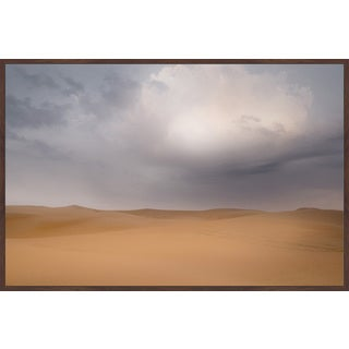 Marmont Hill - Handmade The Expanse Floater Framed Print on Canvas