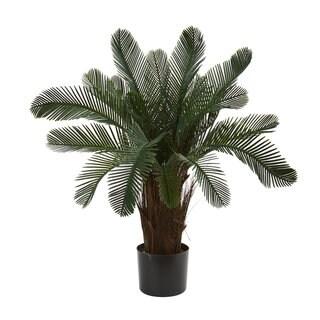2' Cycas Artificial Tree UV Resistant (Indoor/Outdoor)