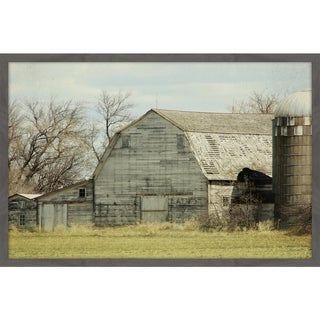 Link to Marmont Hill - Handmade Barn Profile Framed Print Similar Items in Art Prints