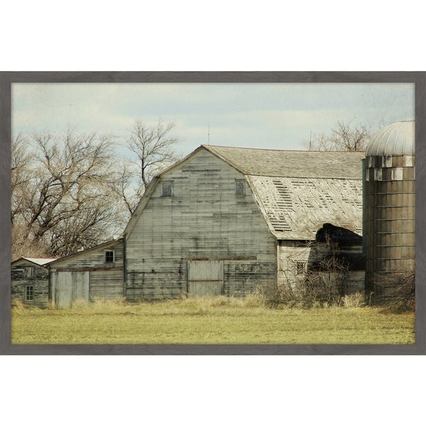 Marmont Hill - Handmade Barn Profile Framed Print. Opens flyout.