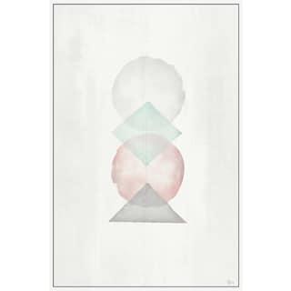 Marmont Hill - Handmade Volupte Floater Framed Print on Canvas
