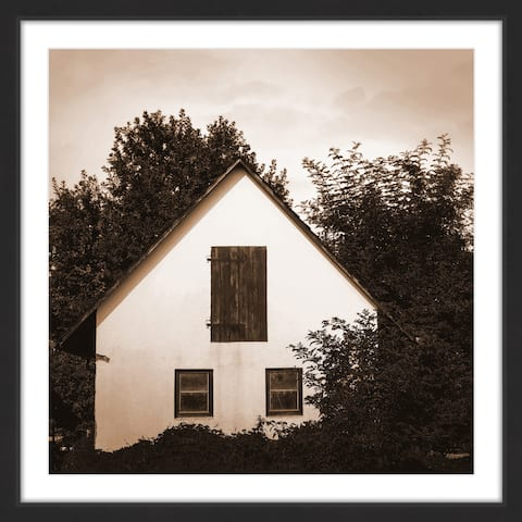 Marmont Hill - Handmade The Simple Life Framed Print