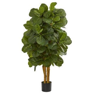 4' Fiddle Leaf Fig Artificial Tree
