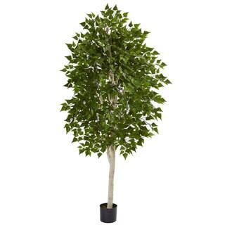 6' Birch Artificial Tree
