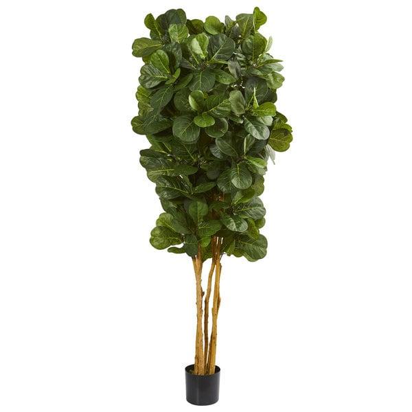 7' Fiddle Leaf Fig Artificial Tree