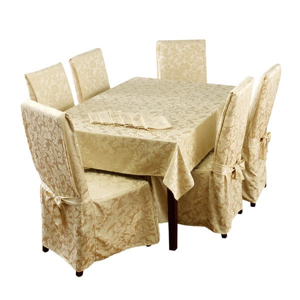 Belle Maison Genoa 13 Piece Dining Set