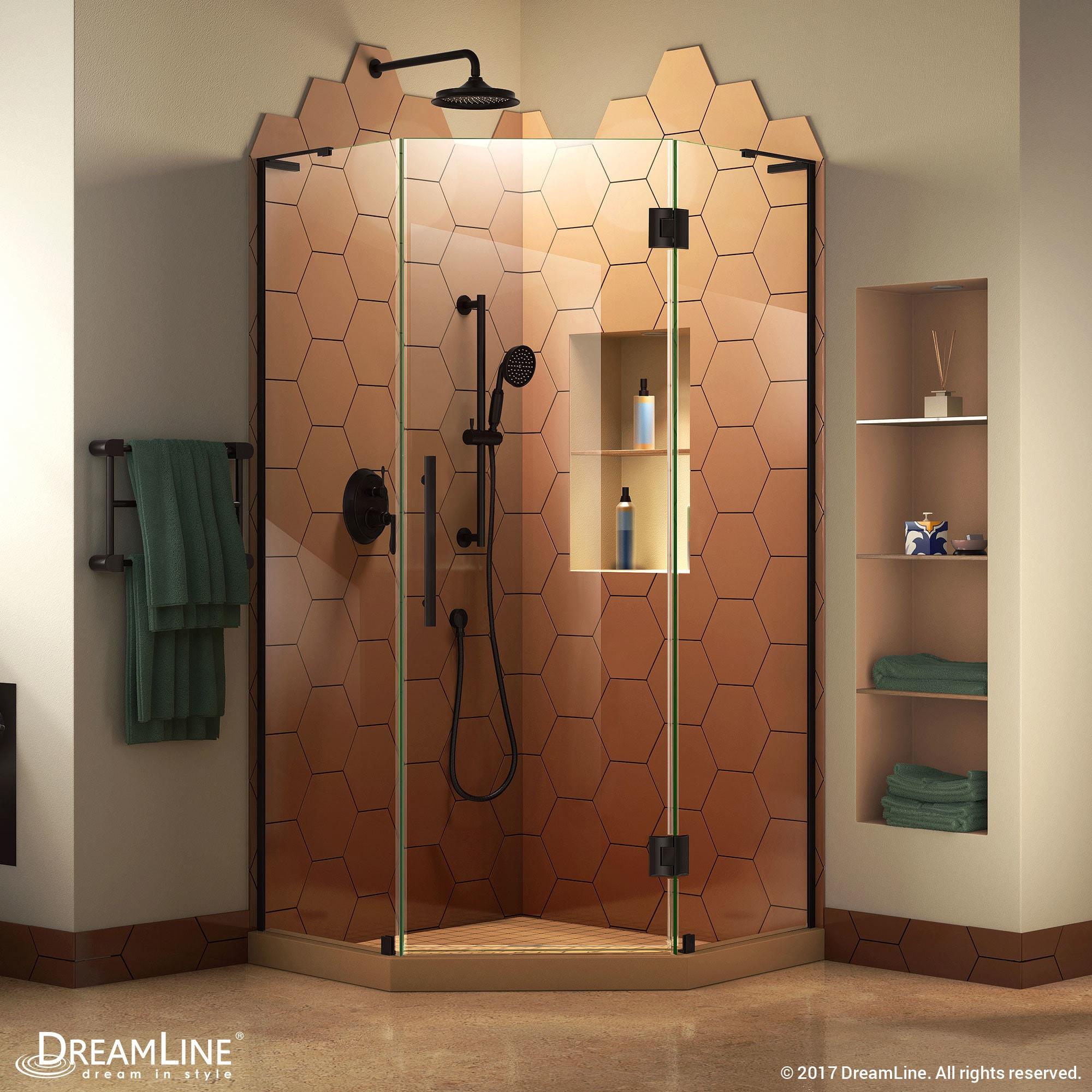 Buy Black Shower Stalls & Kits Online at Overstock.com | Our Best ...