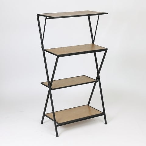 4 Tier Plant and Etagere Stand