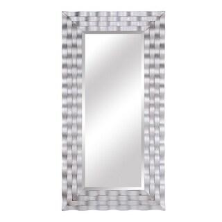 Kennedy Leaner Mirror - Nickel