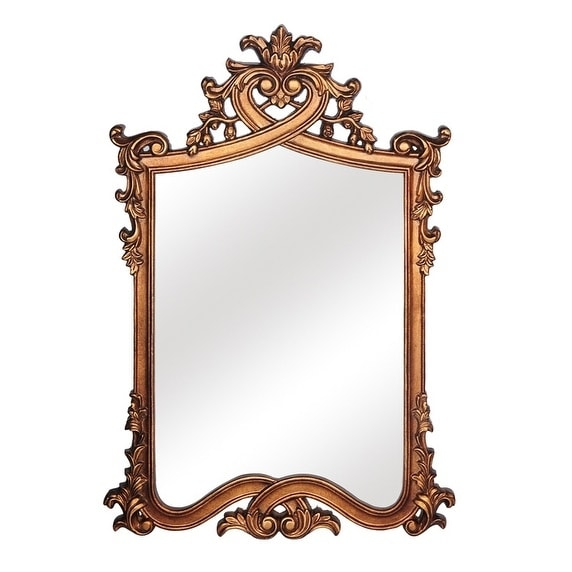 Shop Catherine Mirror - bronze gold - 33\