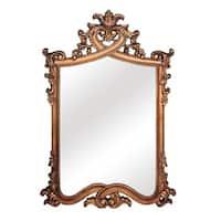 """Catherine Mirror - bronze gold - 33""""x48 5/8""""x 2"""""""