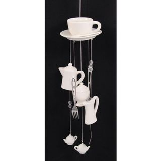 Premium Teacup Wind Chimes - N/A
