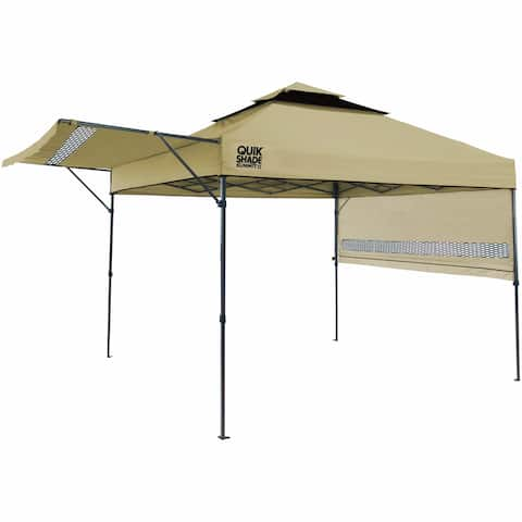 Quik Shade Summit SX170 10 X 17 ft. Straight Leg Canopy - Taupe