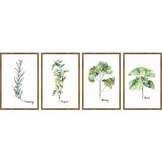 Herb Squad Quadriptych