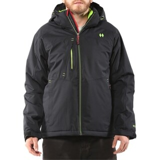 Double Diamond Men's Rebel Insulated Ski Jacket