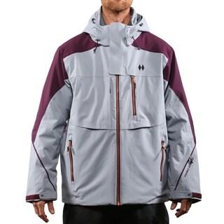 Double Diamond Men's Stealth Insulated Ski Jacket