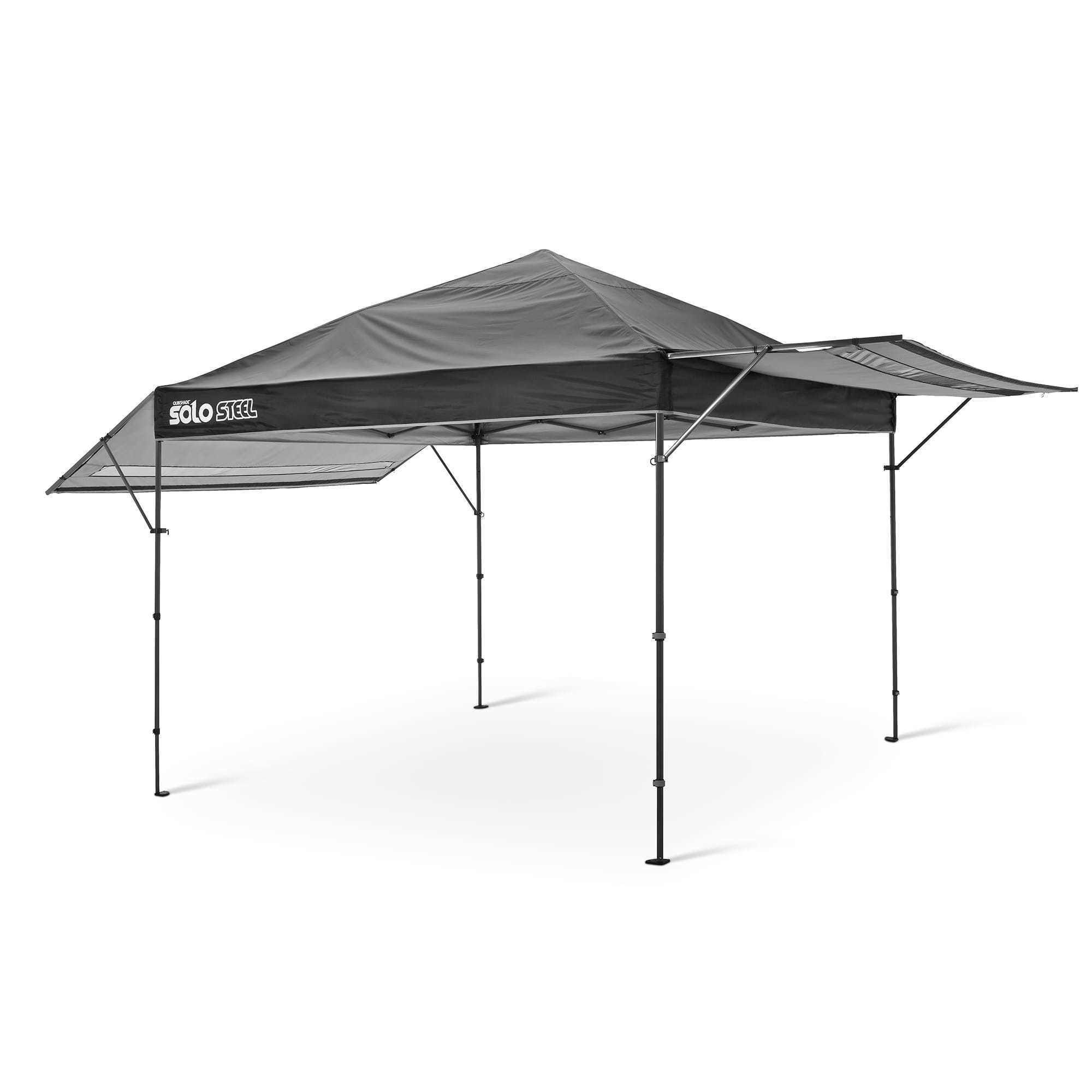 Shop Quik Shade Solo Steel 170 Compact Instant Canopy Overstock 18689930