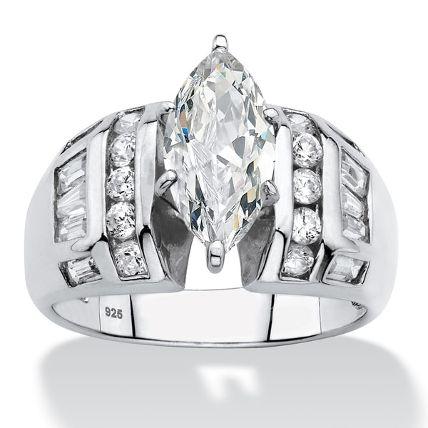 cubic zirconia engagement rings reviews