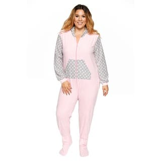 Xehar Womens Plus Size Soft Plush Warm Comfy Pajama Pjs Cow Set|https://ak1.ostkcdn.com/images/products/18691754/P24783168.jpg?impolicy=medium