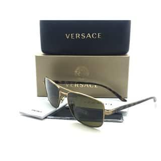 Versace Matte Brass Tortoise Sunglasses MOD 2153 1325 73 3N 59mm|https://ak1.ostkcdn.com/images/products/18693519/P24784533.jpg?impolicy=medium