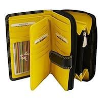 Visconti CD22 Ladies Leather Holder Wallet / Purse