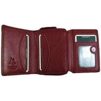 Visconti Heritage -30 Soft Leather Trifold Wallet