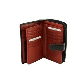 Visconti Cd 22 Ladies Leather Wallet