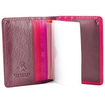 Visconti RB44 Cancum Multi-Color Soft Leather Wallet