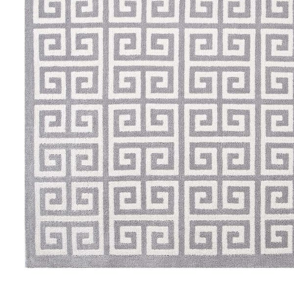Freydis Greek Key Area Rug Free Shipping Today