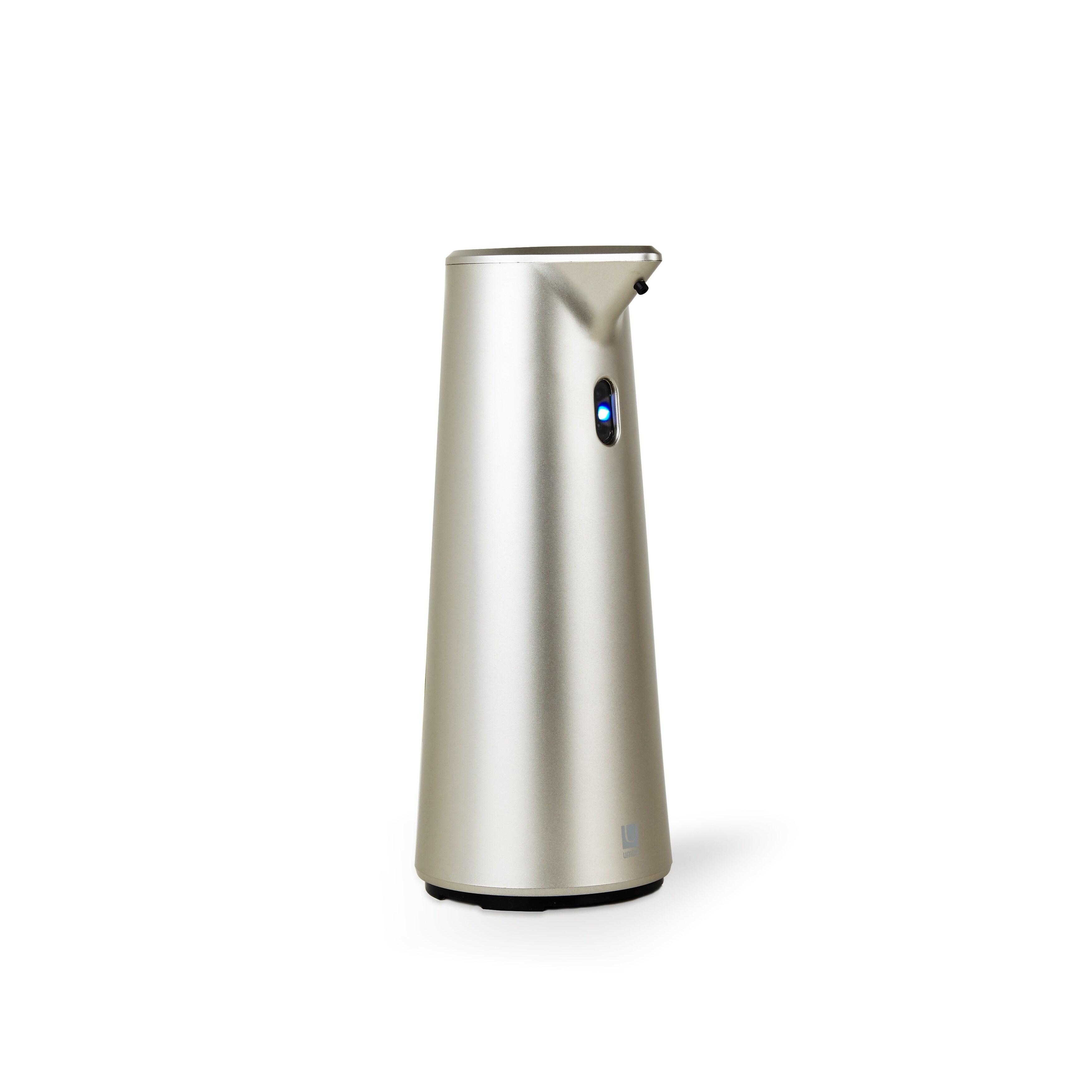 Umbra Finch Handsfree Compact Sensor Soap or Hand Sanitiz...