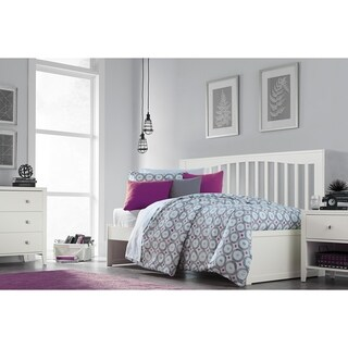 Hillsdale Pulse Mission Twin Daybed, White