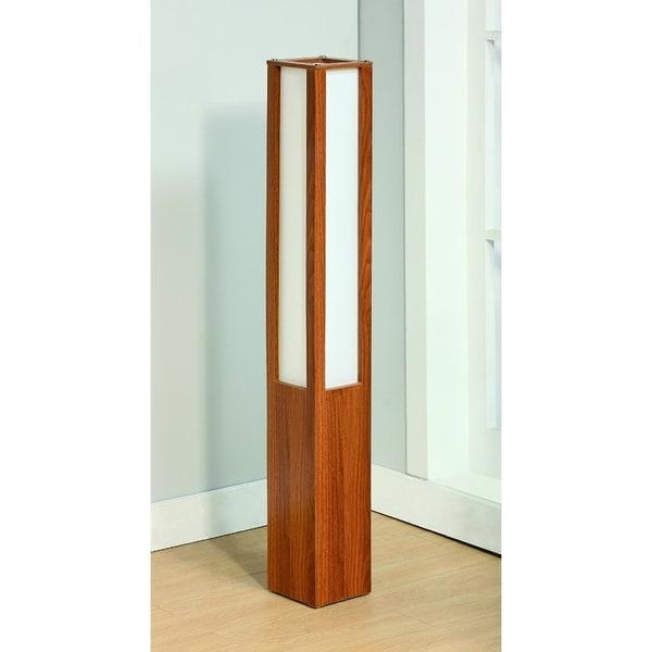 Dazzling Modern Style Floor Lamp, Brown