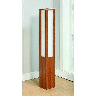 Dazzling Modern Style Floor Lamp, Brown