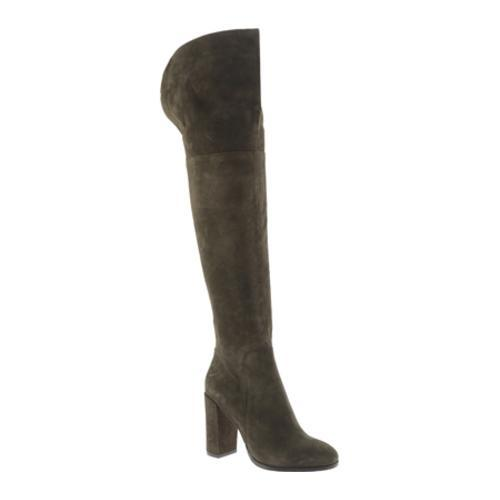 a33568d31e6 Shop Women s Kenneth Cole New York Jack Over-the-Knee Boot Olive Suede -  Free Shipping Today - Overstock - 16285325