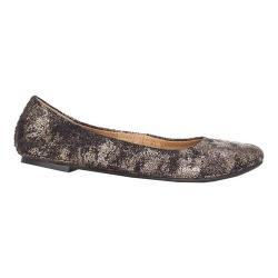 Women's Lucky Brand Emmie Flat Black Multi Fabric