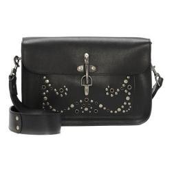 Shop Women s Lucky Brand Maya Crossbody Bag Black - Free Shipping ... ed698c78d53f2