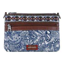 Women's Sakroots Artist Circle Campus Mini Navy Spirit Desert