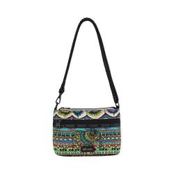 Women's Sakroots Artist Circle Campus Mini Radiant One World