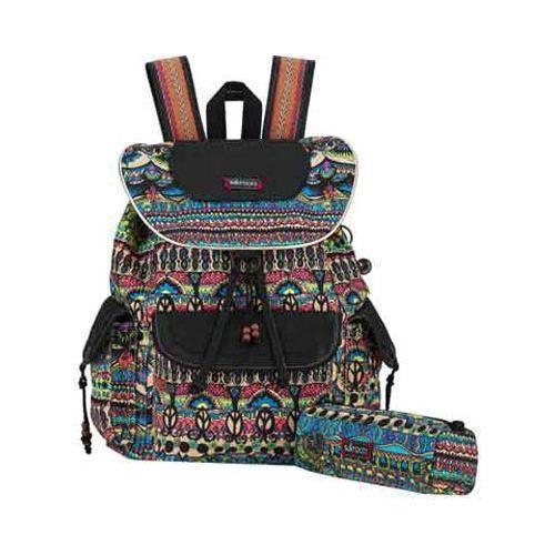 Women's Sakroots Artist Circle Flap Backpack Radiant One ...