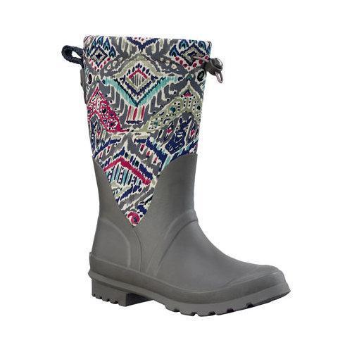 For Sale Popular Womens Sakroots Mezzo Rain Boot Slate Brave Beauti Womens Slate Brave Beauti Sakroots Womens Sakroots
