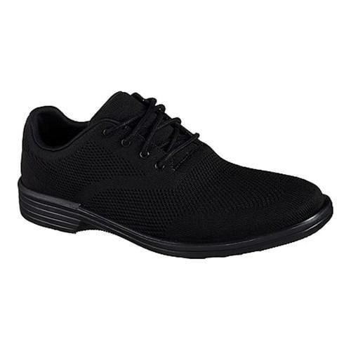 Men's Skechers Walson Dolen Oxford Black/Black