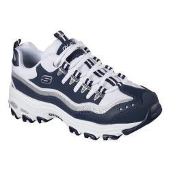 Skechers Women's D'Lites - New Retro Casual Shoe - Thumbnail 0