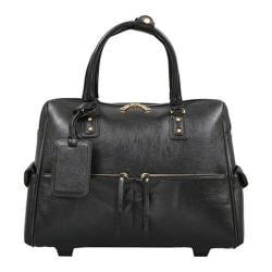 Mellow World Dayna Carry-On Laptop Roller Bag Large Black